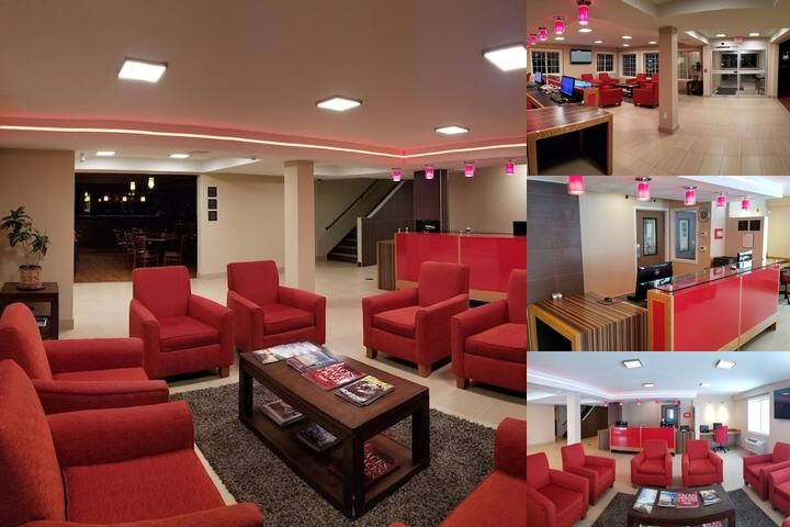Red Lion Inn & Suites photo collage