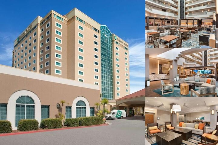 Embassy Suites Hotel Monterey Bay Seaside photo collage