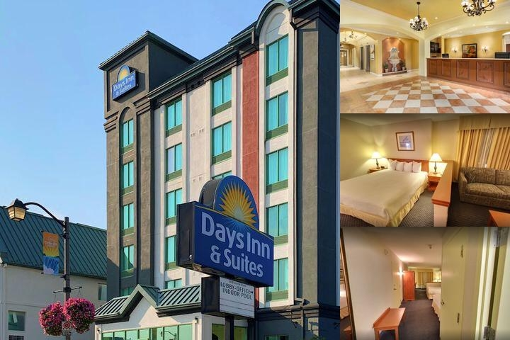 Days Inn & Suites by The Falls photo collage