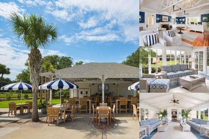 Jekyll Island Club Hotel photo collage