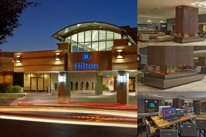 Hilton North Raleigh photo collage