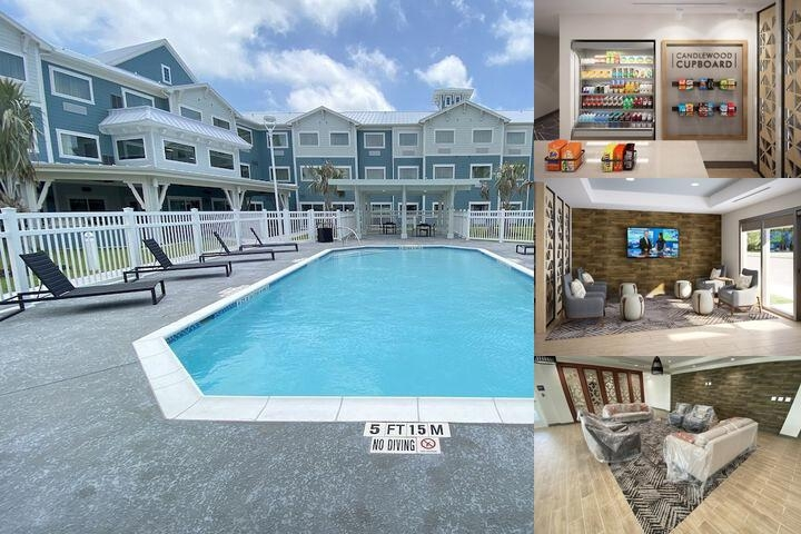 Hawthorn Suites by Wyndham Aransas Pass photo collage
