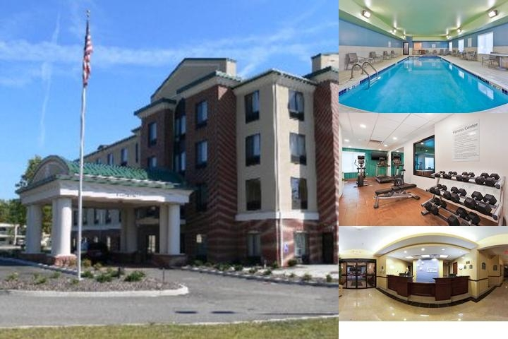 Holiday Inn Express Hotel & Suites Cleveland Richfield photo collage