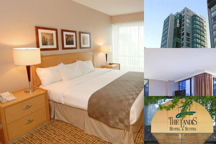 Landis Suites & Hotel photo collage