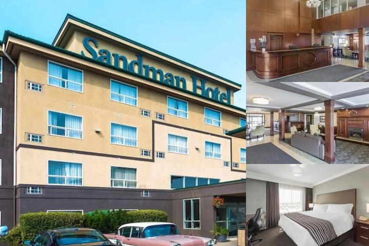 Sandman Hotel Red Deer photo collage