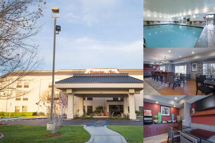 Hampton Inn Tracy photo collage