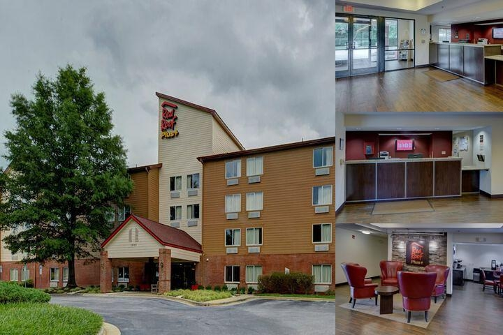 Red Roof Inn Plus+ Raleigh Ncsu Convention Center photo collage
