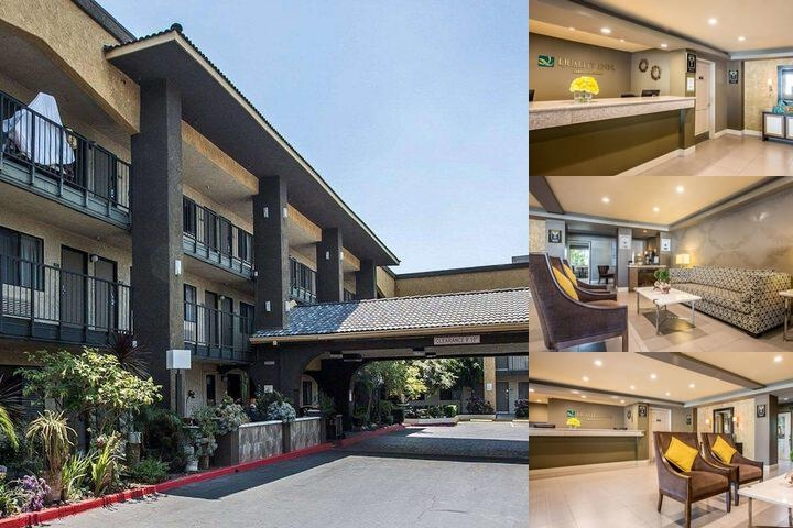 Quality Inn Ontario Airport photo collage