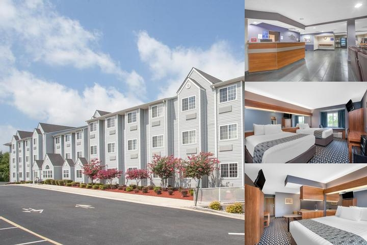 Microtel Inn & Suites by Wyndham Dover photo collage