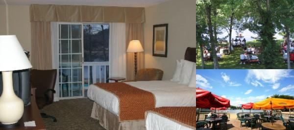 Sturbridge Host Hotel photo collage