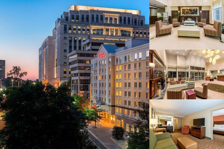 Hilton Garden Inn Arlington / Courthouse Plaza photo collage