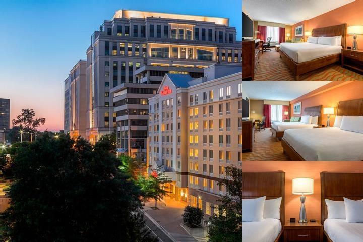 Hilton Garden Inn Arlington Courthouse Plaza Photo Collage