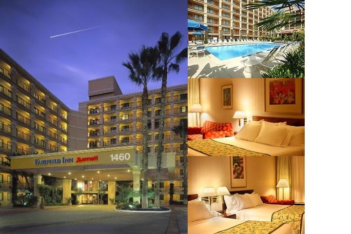 Anaheim Fairfield Inn by Marriott photo collage
