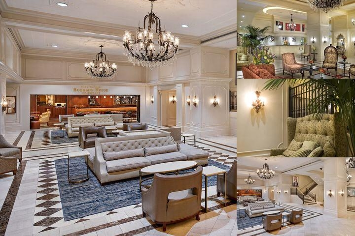 Astor Crowne Plaza New Orleans photo collage