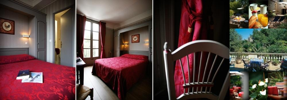 Best Western Le Guilhem photo collage
