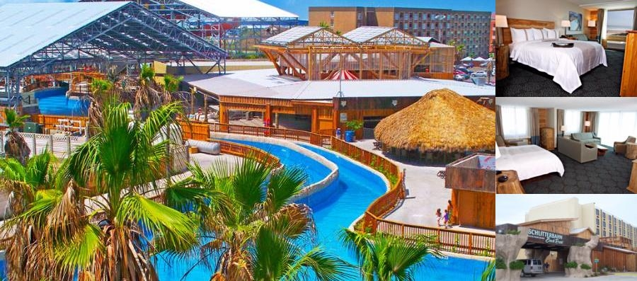 Schlitterbahn Beach Resort & Waterpark photo collage