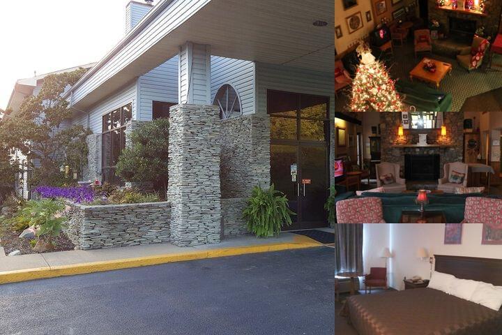Americourt Hotel Photo Collage