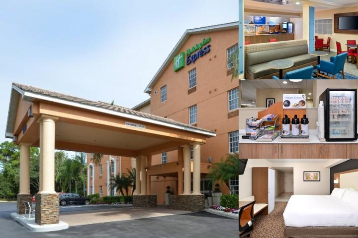 Holiday Inn Express & Suites Bonita Springs photo collage
