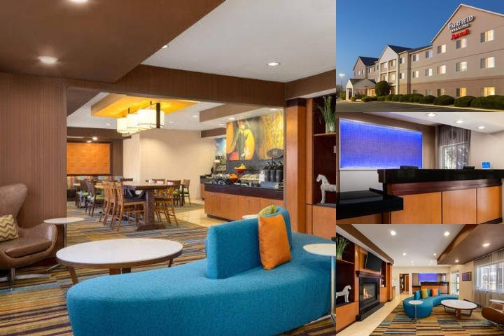 Fairfield Inn & Suites Amarillo West / Medical Cen photo collage
