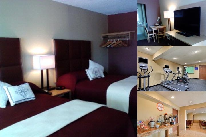 Motel 6 Corpus Christi, TX photo collage