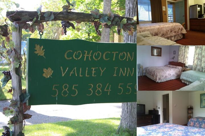 Cohocton Valley Inn photo collage