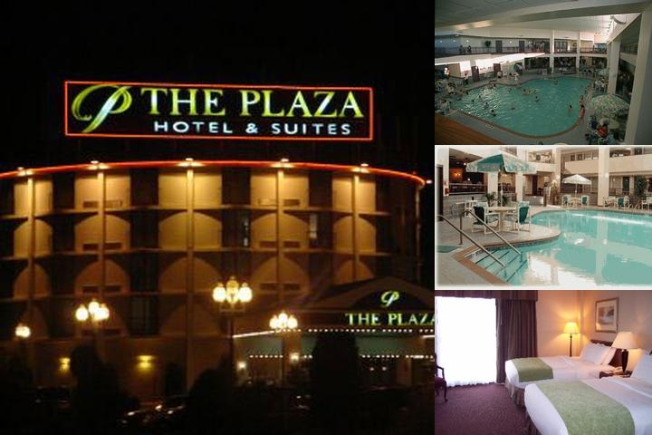 The Plaza Hotel & Suites photo collage