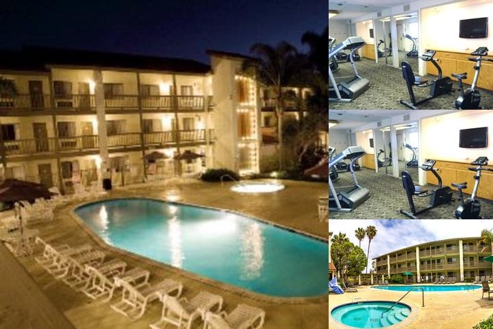 Ramada Carlsbad photo collage