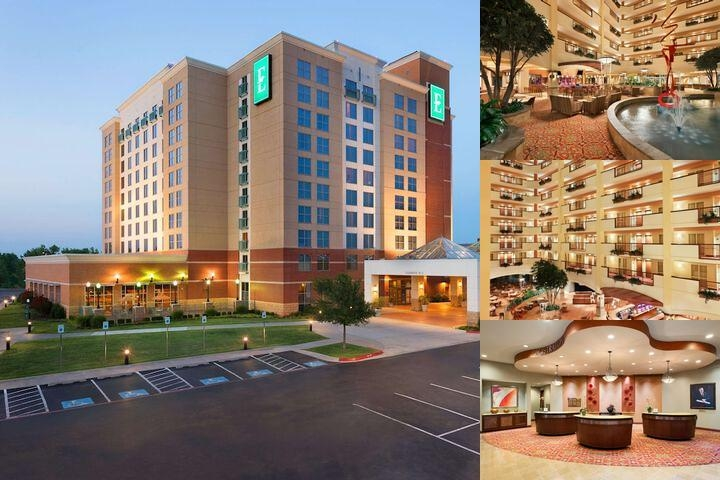 Embassy Suites Norman Hotel & Conference Center photo collage
