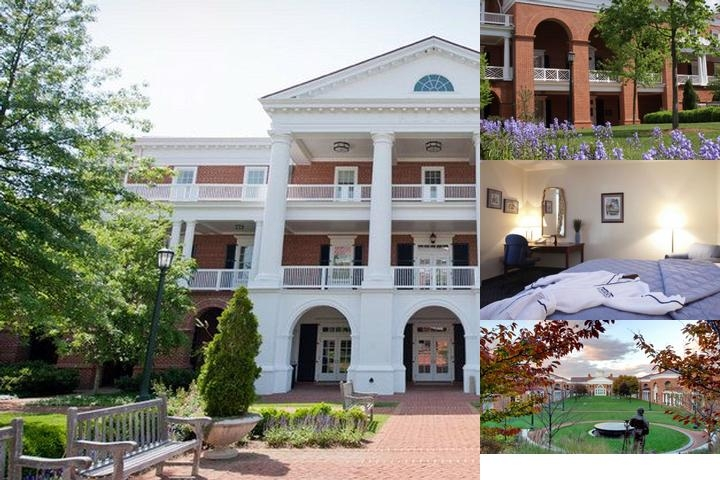 University of Virginia Inn at Darden Event Center photo collage