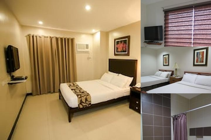 Main Hotel & Suites photo collage