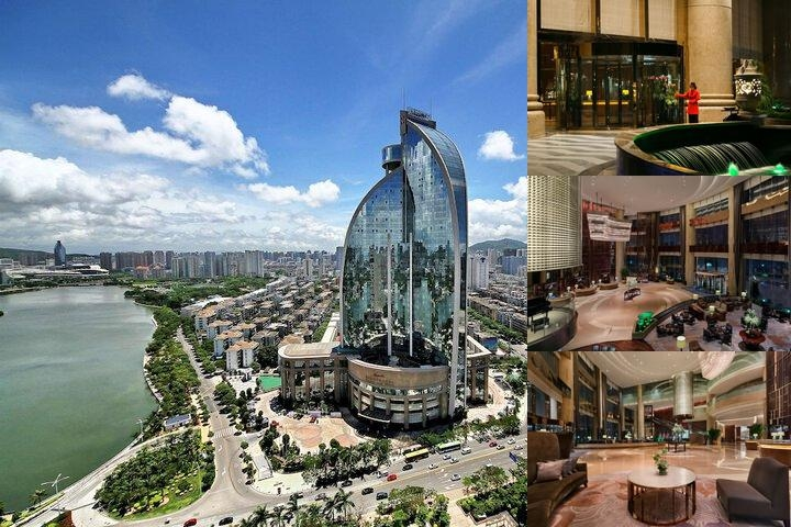 Kempinski Hotel Xiamen photo collage