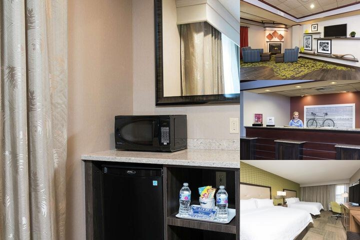 Hampton Inn by Hilton Mount Pleasant photo collage