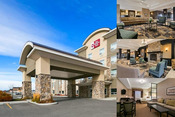 Best Western Plus Okotoks Inn & Suites photo collage