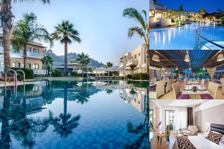 Lesante Luxury Hotel & Spa photo collage