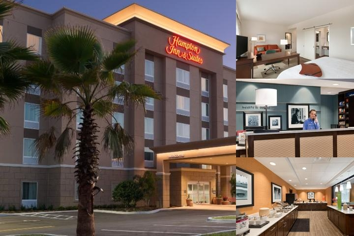Hampton Inn Deland photo collage
