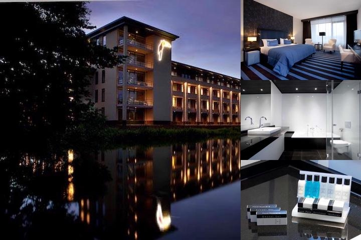 Van Der Valk Hotel Sneek photo collage