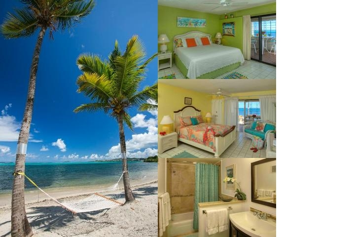 Sugar Beach Condo Resort photo collage