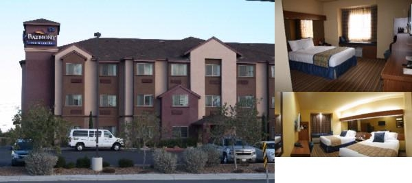 Baymont Inn Las Vegas South Strip photo collage