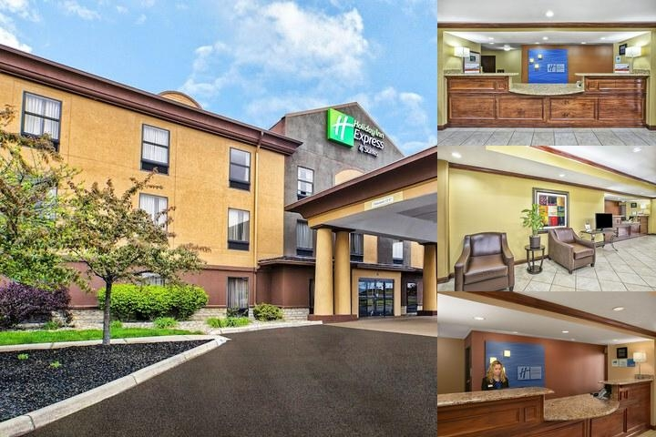 Holiday Inn Express Hotel & Suites Marysville photo collage