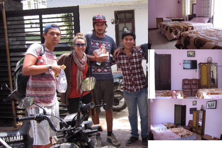 Happy Homestay photo collage