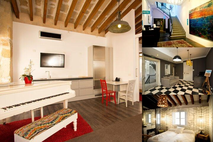 Brondo Architect Hotel photo collage