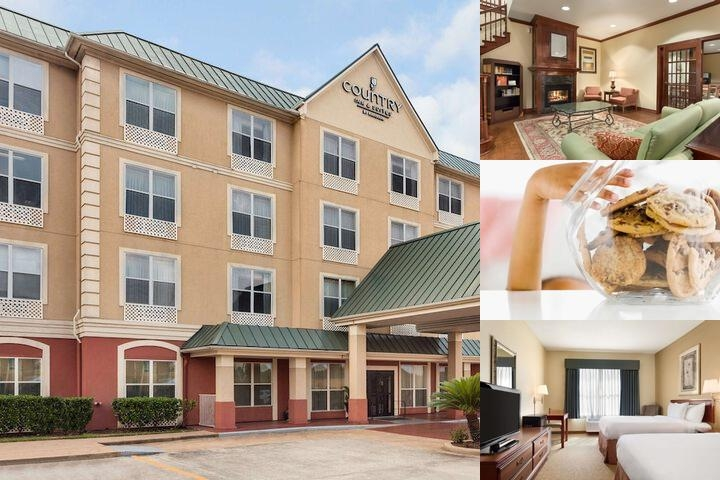 Country Inn & Suites Houston Airport South photo collage