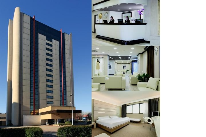 Best Western Plus Tower Hotel Bologna photo collage