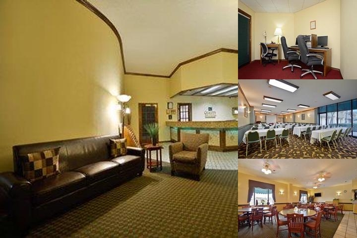 Budget Lodge Fort Sam photo collage