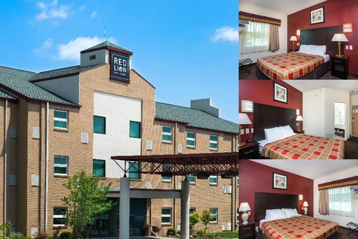 Red Lion Inn & Suites Detroit Metro Aiport photo collage