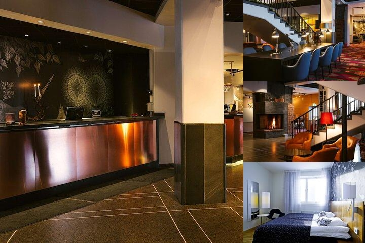 Scandic Hotel Ferrum photo collage