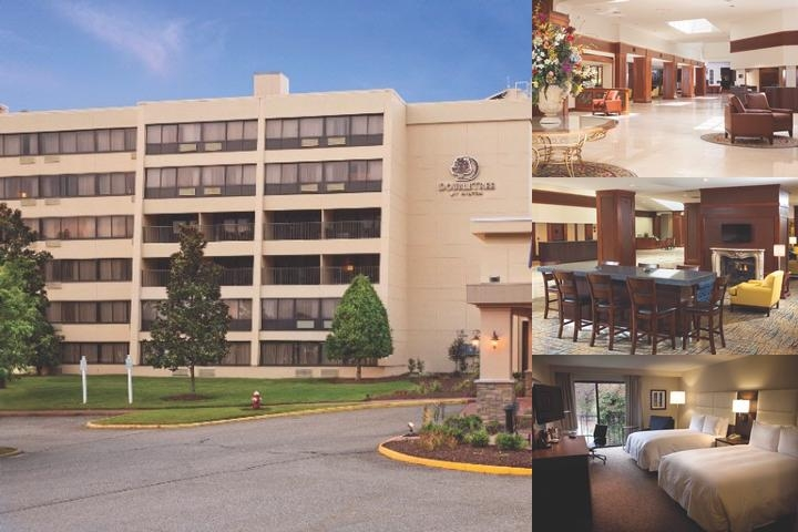 Doubletree by Hilton Williamsburg photo collage