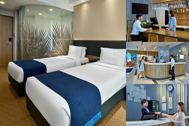 Holiday Inn Express Singapore Orchard Road photo collage