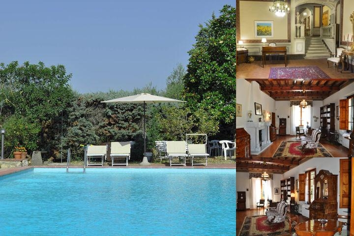 Hotel Villa Casalecchi photo collage
