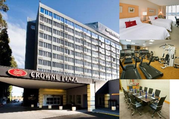 Crowne Plaza San Francisco Airport photo collage